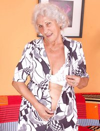 Check out sex starved granny..